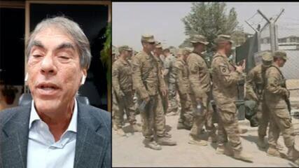 Demetrius: 'Estados Unidos se retira de Afganistán bajo la presión de la opinión pública'