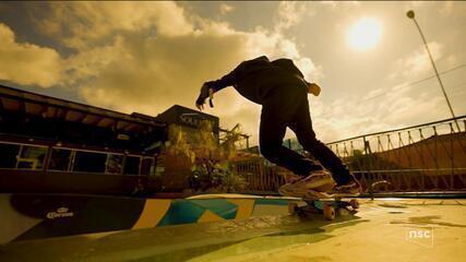 Floripa é o berço do skate olímpico brasileiro que vai para Tóquio