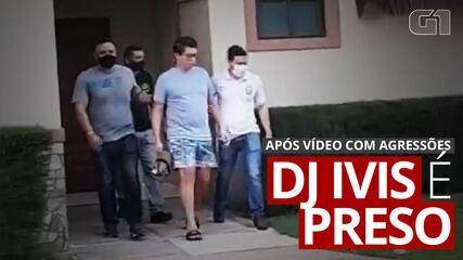 Polícia prende DJ Ivis em casa por agressões contra ex-mulher Pamella Holanda