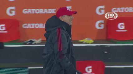 9688599 Flamengo compete, vence, mas passa longe de encantar em versão burocrática na Argentina