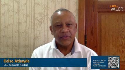 Celso Athayde, CEO da Favela Holding, fala sobre como um morador de rua vira empresário