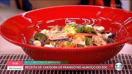 Yakisoba de Frango