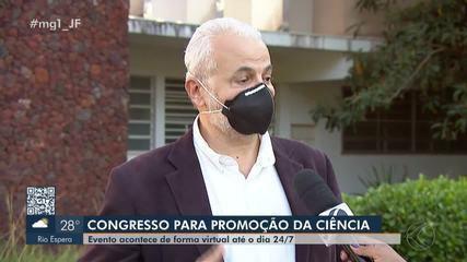 UFJF tiene la 74a riunione annuale dell'Associazione brasiliana per il progresso della scienza