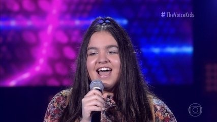 Bruna Stavale canta 'When I Was Your Man'