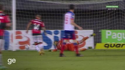 Os gols de Bahia 0 x 5 Flamengo, pela 12ª rodada do Brasileirão 2021