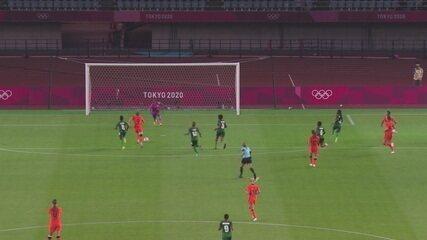 Os gols de Zâmbia 3 x 10 Holanda pelo Futebol Feminino nas Olimpíadas de Tóquio 2020