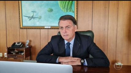 Bolsonaro confirma Ciro Nogueira na Casa Civil e Onyx no Trabalho