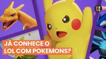 Saiba tudo sobre Pokemon Unite, novo MOBA da Nintendo