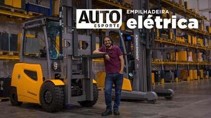 Empilhadeiras elétricas: testamos as máquinas que movimentam a indústria