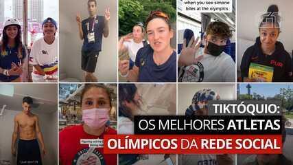 TikTóquio: Os melhores atletas olímpicos da rede social