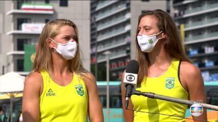 Luisa Stefani e Laura Pigossi entram para a história do esporte brasileiro: 'Estava tudo escrito, só não avisaram a gente'