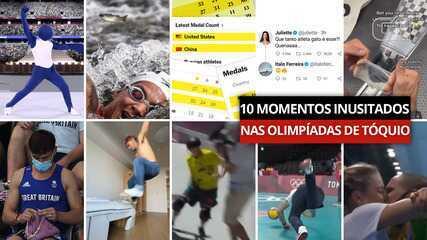 Veja 10 momentos inusitados sobre as Olimpíadas do Japão