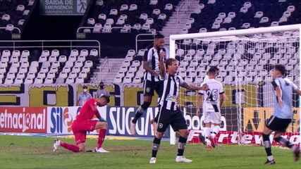 Dall'arrivo di Anderson, il Botafogo ha segnato quattro partite e quattro vittorie