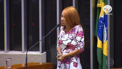 Câmara cassa mandato da deputada Flordelis, acusada de encomendar a morte do marido