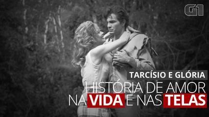 Tarcísio Meira e Glória Menezes: história de amor na vida real e nas telas