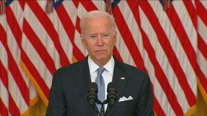 Biden: 'We can't go to war if the Afghans don't want to fight'