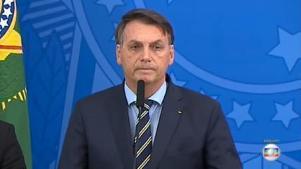 Bolsonaro envia ao Senado pedido de impeachment do ministro do STF Alexandre de Moraes