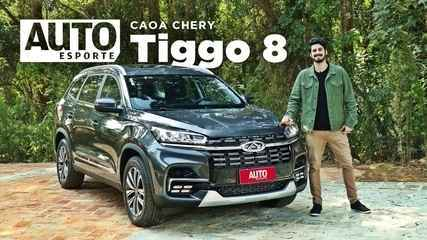 Caoa Chery Tiggo 8 2022 é o SUV de sete lugares com o melhor custo-benefício do Brasil?