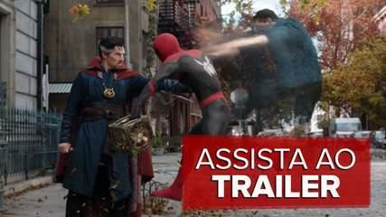 Assista ao trailer de 'Homem-Aranha: Sem Volta Para Casa'
