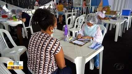 Gabinete de enfrentamento à Covid-19 comenta o percentual de vacinados em Maceió