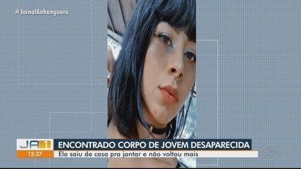 Jovem de 18 anos que estava desaparecida é encontrada morta em Goiânia