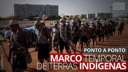 Marco temporal sobre terras indígenas: entenda ponto a ponto o que é julgado no STF