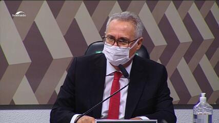 Renan Calheiros inclui Onyx, Osmar Terra e outros sete na lista de investigados pela CPI