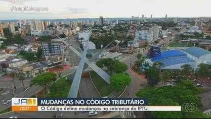 Goiânia pode ter mudanças na cobrança do IPTU