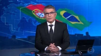 Governo de Portugal libera entrada de turistas do Brasil