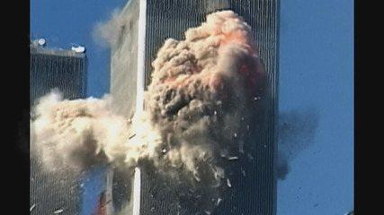 Cenas inéditas mostram o 11 de setembro sob o olhar de pessoas comuns