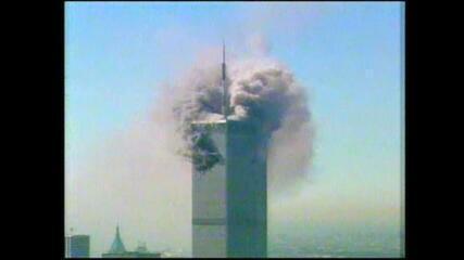 Veja bastidores da cobertura dos atentados de 11 de setembro