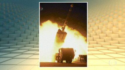 Coreia do Norte testa mísseis de cruzeiro de longo alcance