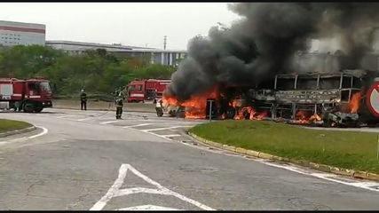 Acidente deixa 6 mortos da Via Dutra, no interior de SP