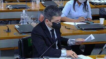 Marconny Albernaz diz conhecer ex-mulher de Bolsonaro, mas se cala ao ser questionado sobre supostas indicações ao governo