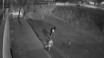 VÍDEO: Homem é morto a tiros em Anápolis