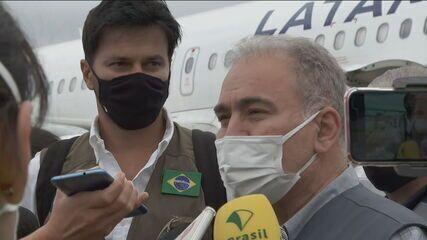 Marcelo Queiroga: 'Há excesso de vacinas no Brasil'