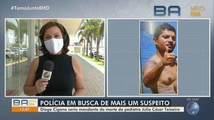Polícia identifica suspeito mandante da morte de pediatra na cidade de Barra, oeste da BA