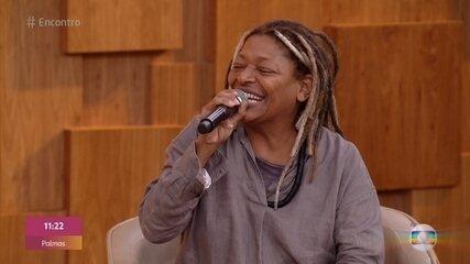 Mart'nália fala sobre a experiência de participar do 'The Masked Singer' como Jacaré