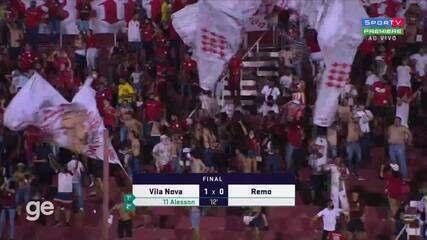 Vila Nova x Remo - Compacto
