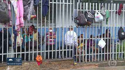 Refugiados venezuelanos estão com Covid-19 em abrigo de BH