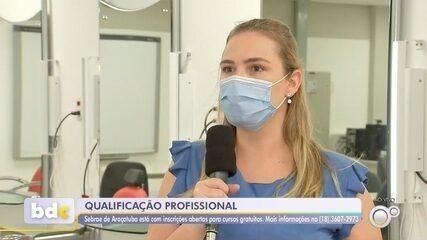 Sebrae de Araçatuba abre inscrições para cursos gratuitos