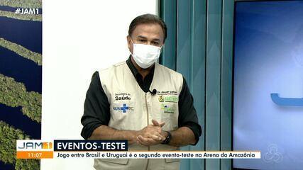 Nove meses após crise do oxigênio, secretário de Saúde comenta situação no AM