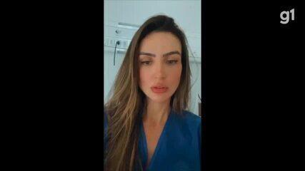 Empresária que teve pulmão perfurado em sessão de acupuntura conta o que sentiu