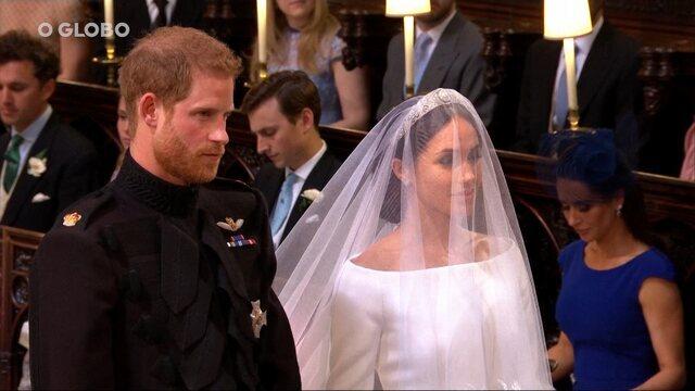 Cultura negra no casamento de Meghan e Harry