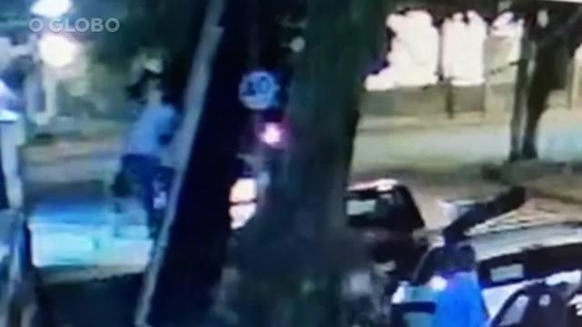 Vítima foi assassinada horas depois. Polícia identifica seis suspeitos.