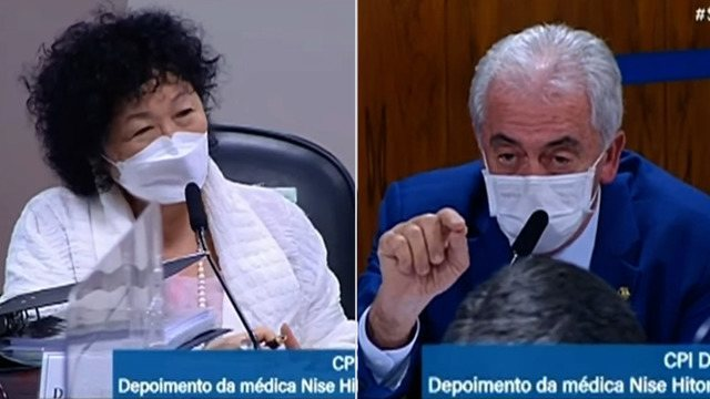 Com estudo científico, Otto Alencar rebate defesa ao tratamento precoce  propagandeada por Nise Yamaguchi - Jornal O Globo