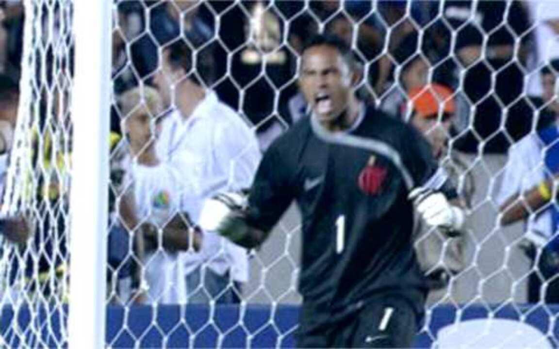 Os pênaltis de Flamengo 4 x 2 Botafogo pela final do Carioca 2009