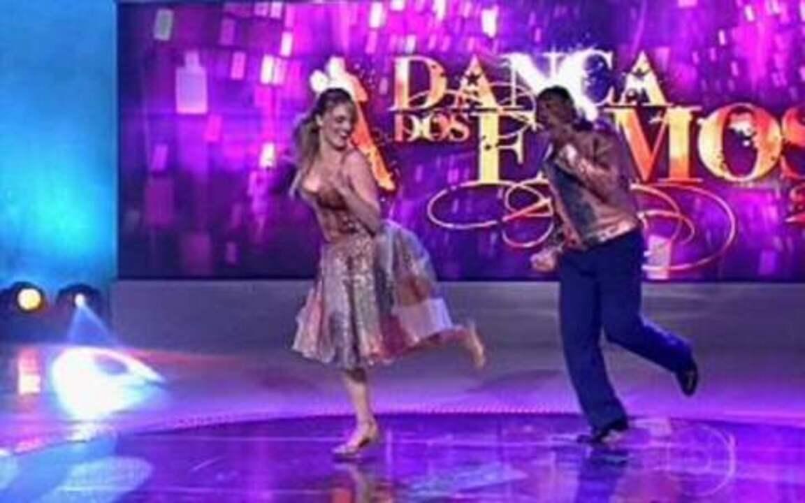 Dança dos Famosos - Repescagem