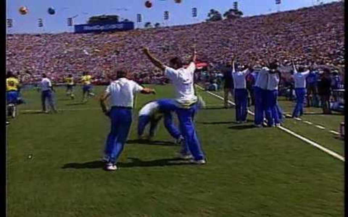 Em 1994, o Brasil conquistava o primeiro tetracampeonato da história das Copa do Mundo