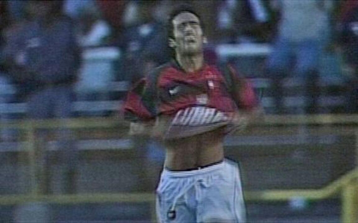 Em 2004, Flamengo consegue virada histórica sobre o Fluminense no Campeonato Carioca